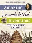 Cover of Amazing Leonardo da Vinci Inventions