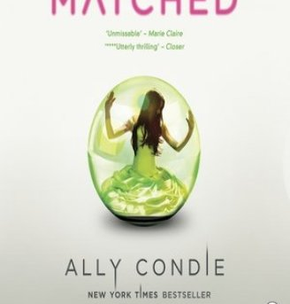 Matched by Ally Condie book cover