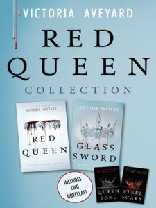 Red Queen Series       OverDrive  Rakuten OverDrive   eBooks     cover image of Red Queen Collection