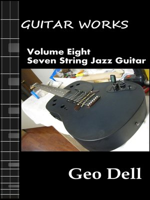 cover image of Guitar Works Volume Eight