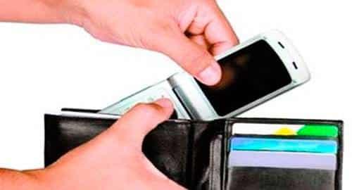 Pagamentos por celular