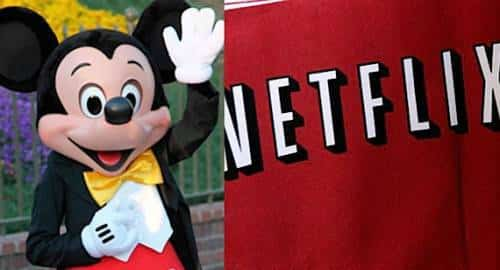 Netflix e Disney