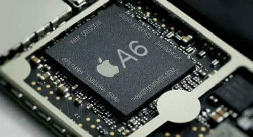 Processador iPhone A6