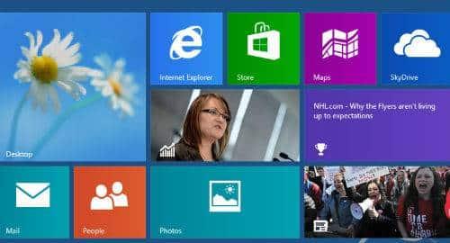 windows 8.1 blue