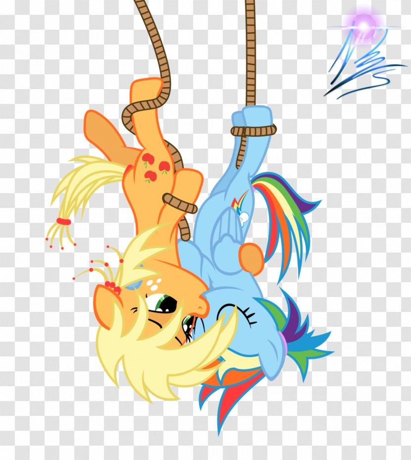 Applejack Rainbow Dash Pinkie Pie Twilight Sparkle Fluttershy My Little Pony Transparent Png