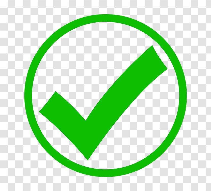 Check Mark Clip Art - Symbol - Green Circle Transparent PNG on ✔  id=44247