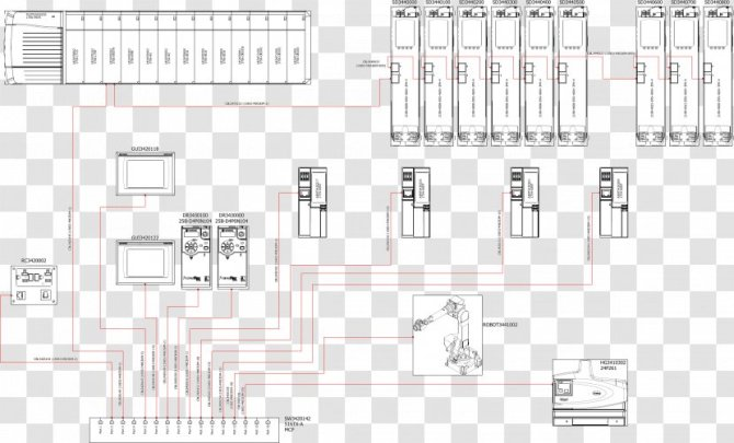 wiring diagram electrical drawing schematic contactor