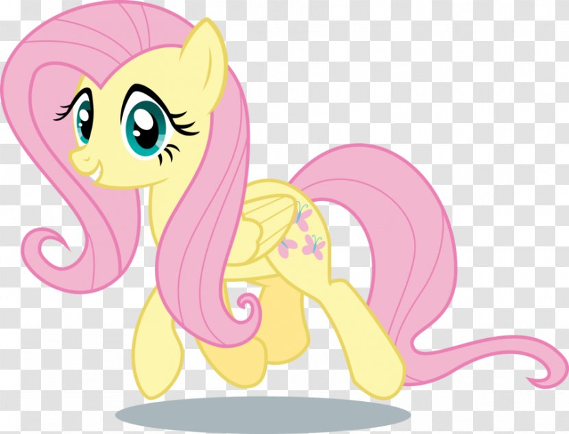 My Little Pony Fluttershy Princess Celestia Rainbow Dash Equestria Transparent Png