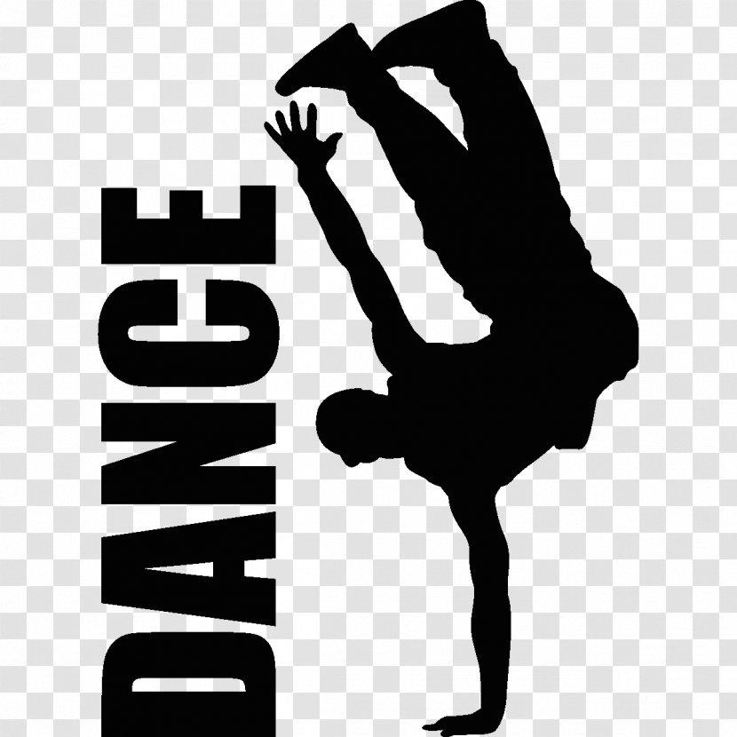 Hip Hop Dance Silhouette Clip Art Monochrome Hip Hop Transparent Png