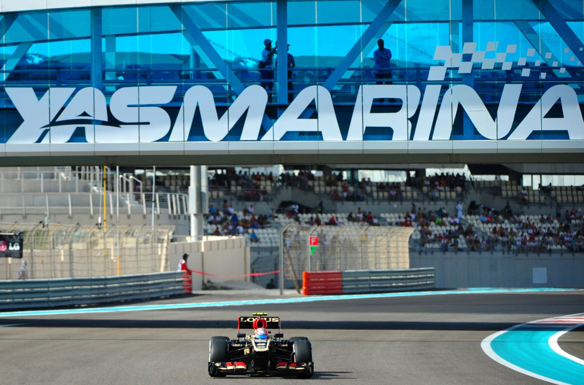 Will The Season Ending Abu Dhabi GP Produce A Heart Stopper
