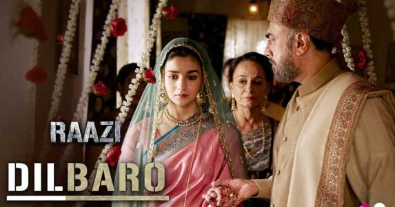 Image result for Raazi -Title Track