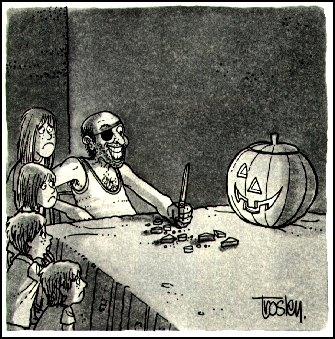 Halloween Engraçado