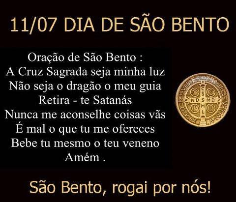 Dia de São Bento Imagem