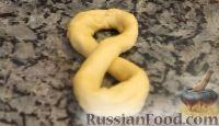 Фото приготовления рецепта: Способы формирования булочек - шаг №6