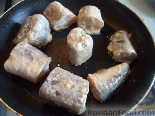 Рецепт: Хек в кляре на RussianFood.com
