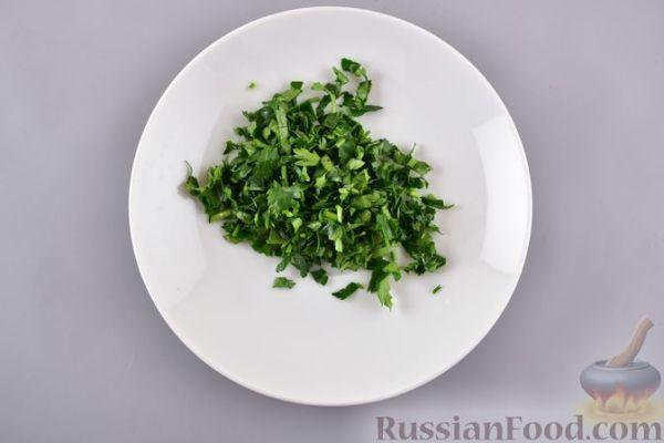 Рецепт: Рубленые куриные котлеты с рисом и болгарским ...
