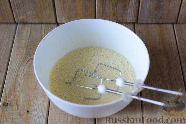 Рецепт: Пончики со сгущёнкой и кокосовой стружкой на ...