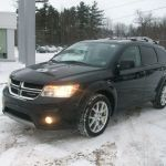 Used 2012 Dodge Journey Sxt Black 169 316 Km For Sale 0 0 Valley Volkswagen 7057 A