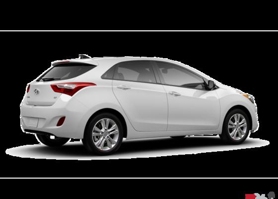 2014 Silver Hyundai Elantra Gt