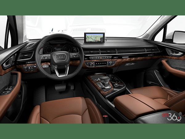 2017 Audi Q7 Cedar Brown Interior | www.indiepedia.org