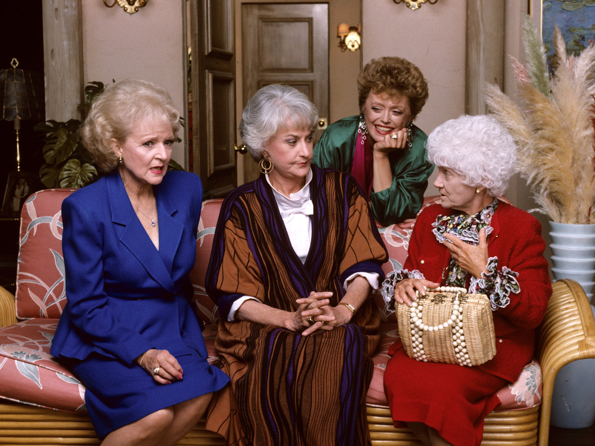 Details On Betty White And Bea Arthur's Off-Screen Feud