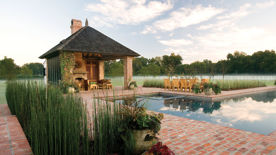 Sparkling Pools - Southern Living on Southern Pools And Outdoor Living  id=14944