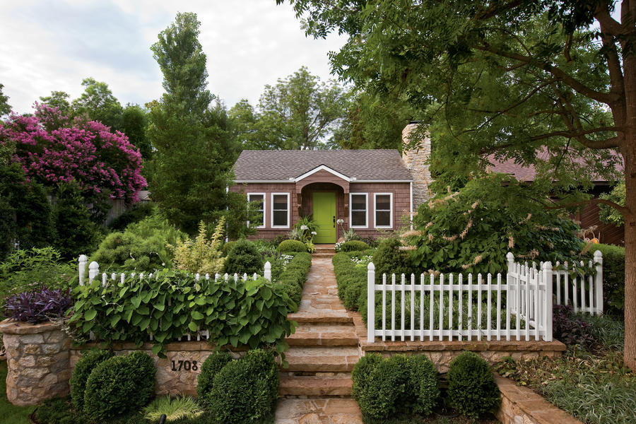 Cottage Garden Design Ideas - Southern Living on Cottage Patio Ideas id=42138