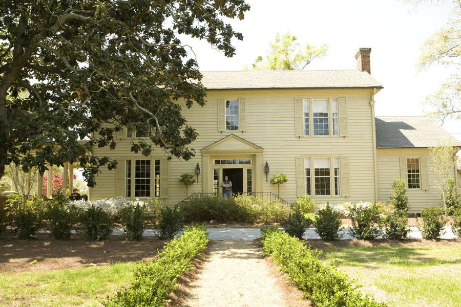 Home Restorations: 19th Century Farmhouse - Southern Living