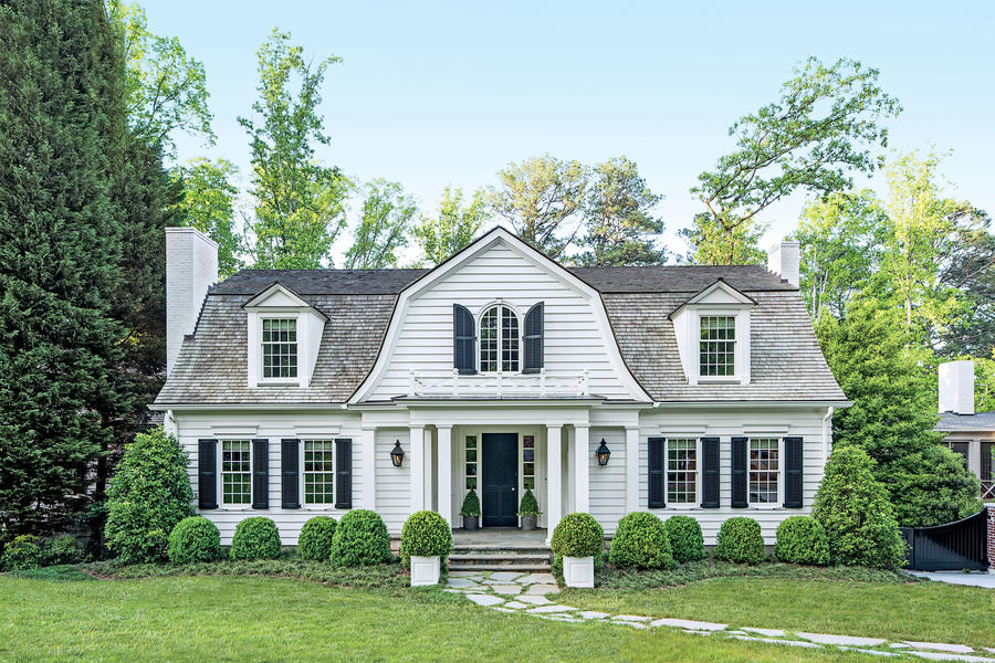 Best Exterior Makeover Southern Living