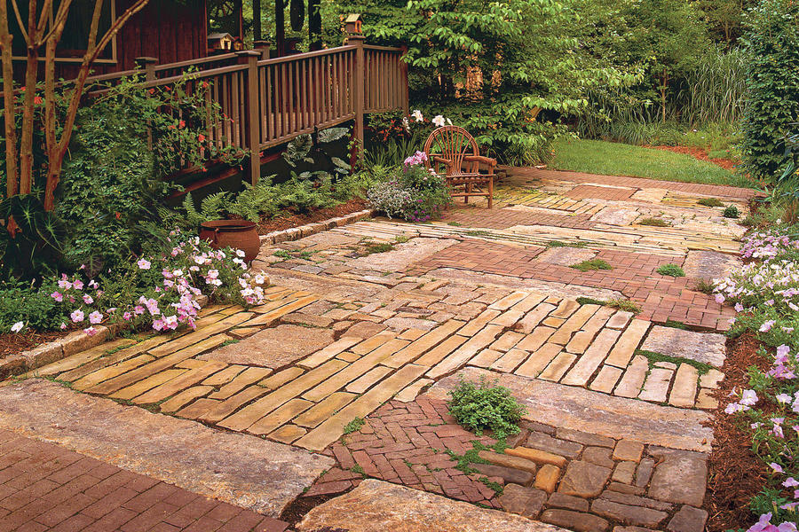 P is for Patio - Entertaining Outdoor Spaces - Southern Living on Southern Outdoor Living id=82706