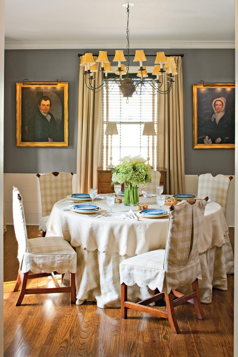 Every item on this page was chosen by a woman's day editor. Stylish Dining Room Decorating Ideas - Southern Living