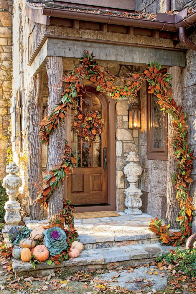 And Fall Decorations Cute Cozy Rustic