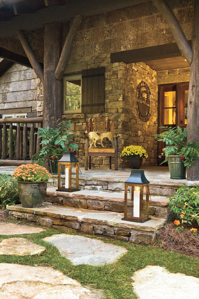 Fall's Best Outdoor Rooms - Southern Living on Southern Outdoor Living id=53728