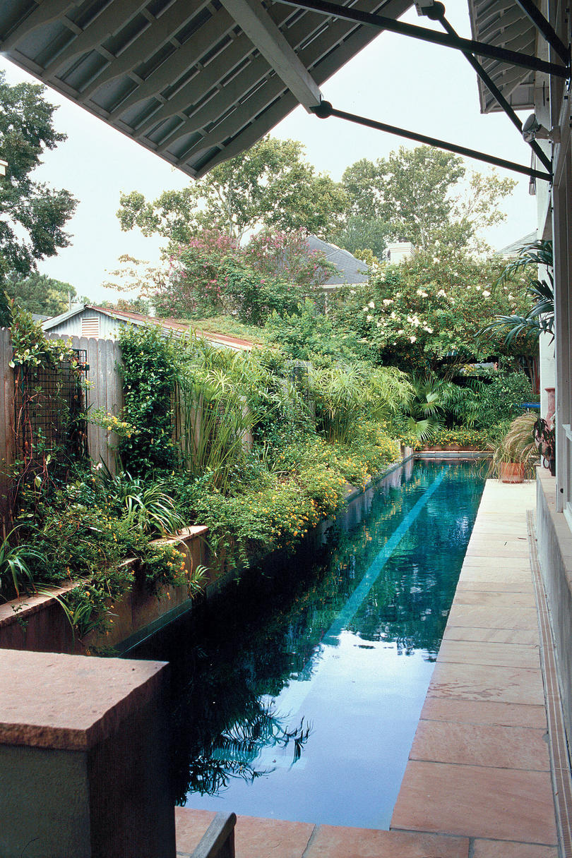 Sparkling Pools - Southern Living on Southern Pools And Outdoor Living id=89085