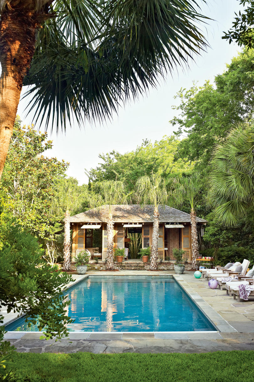 Sparkling Pools - Southern Living on Southern Pools And Outdoor Living id=58579
