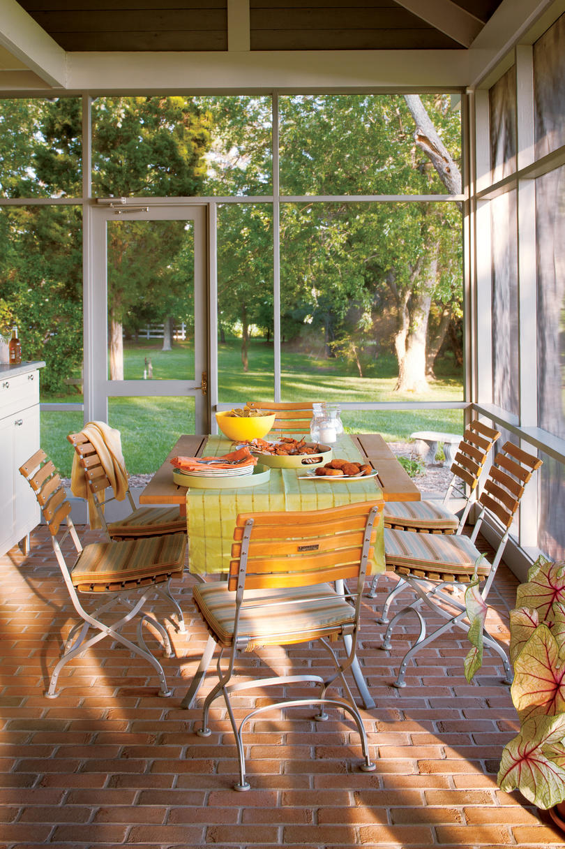 Ultimate Outdoor Kitchen Design Ideas - Southern Living on Southern Outdoor Living id=57601