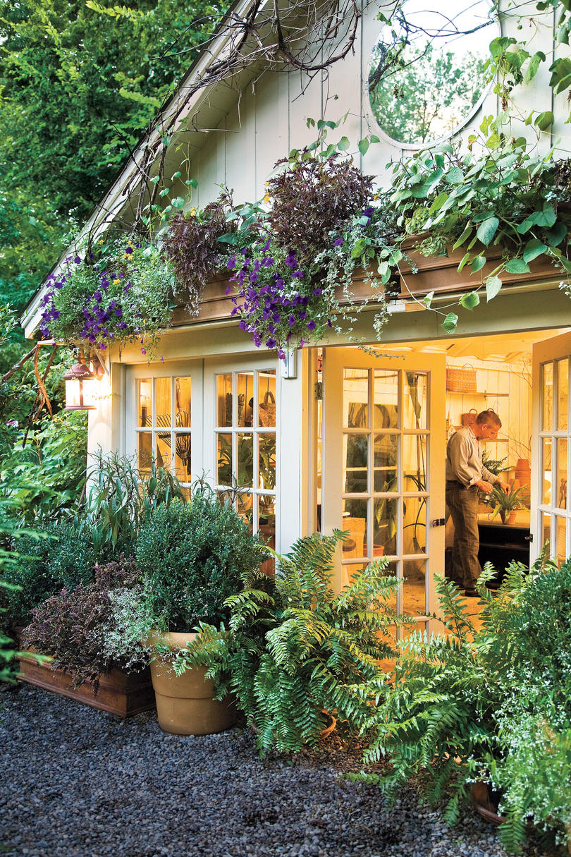 10 Best Landscaping Ideas - Southern Living on Southern Outdoor Living id=35027