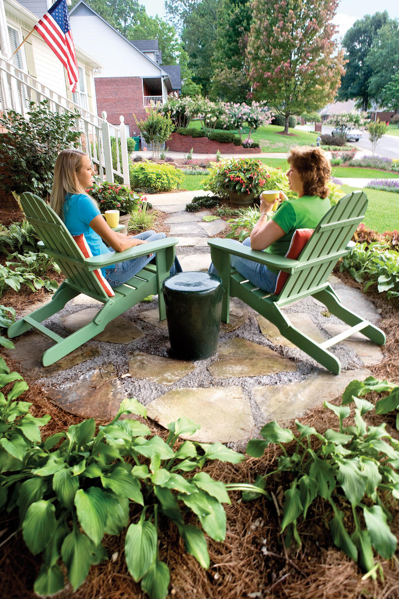 Your Yard Calendar - Southern Living on Small Garden Sitting Area Ideas  id=48747