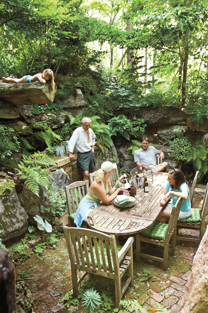 10 Best Landscaping Ideas - Southern Living on Best Backyard Landscaping id=79611