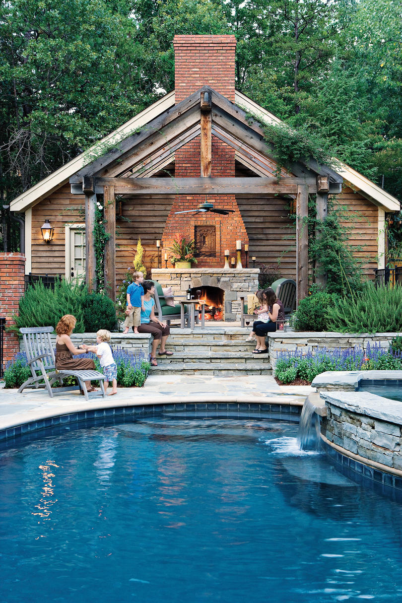 80 Porch and Patio Design Ideas You'll Love All Season ... on Southern Pools And Outdoor Living  id=66266