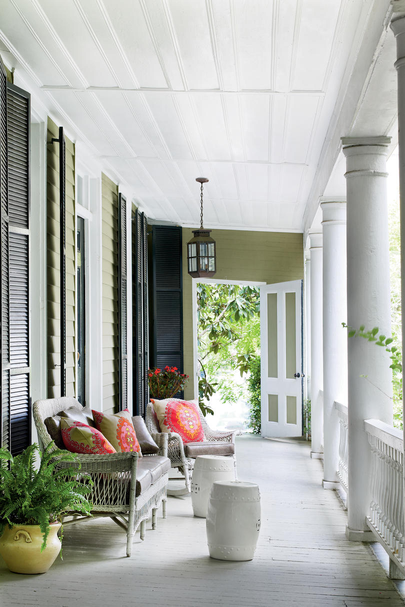 Front Porches That Have Us So Ready For Fall Southern Living