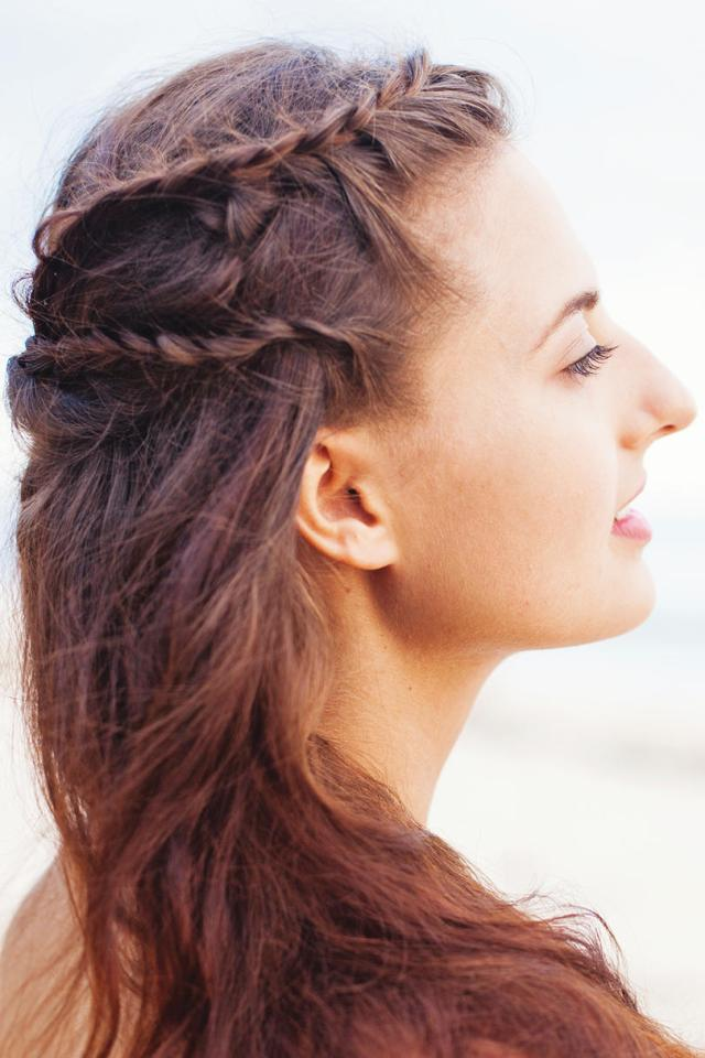 13 heat-proof hair styles for the fourth of july