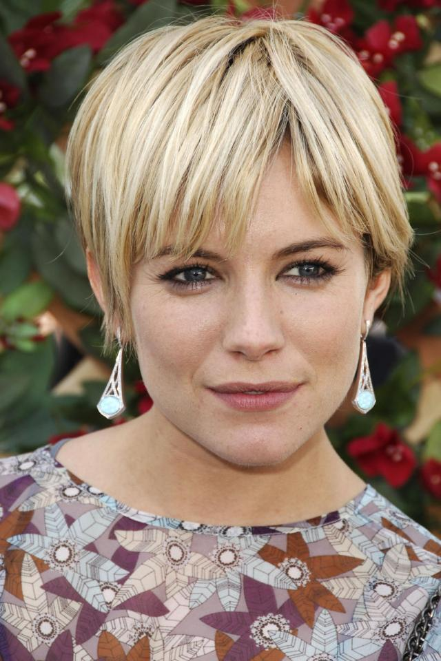 the best celebrity short haircuts of all time