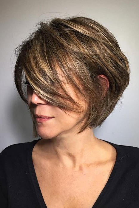 These Short Hairstyles Flatter At Any Age