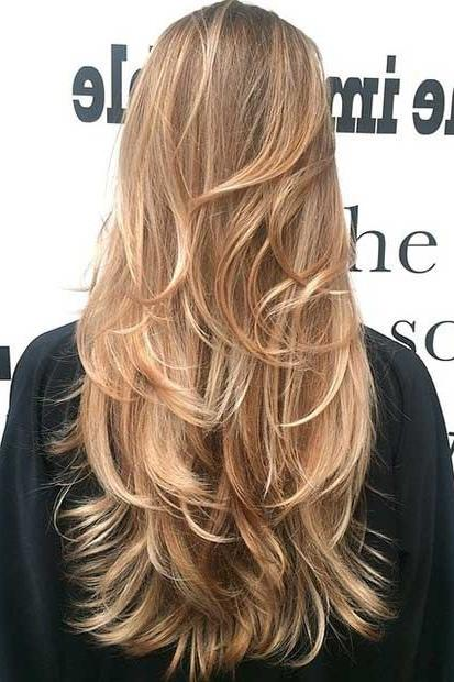 Image Result For Long Hairstyle With Layers