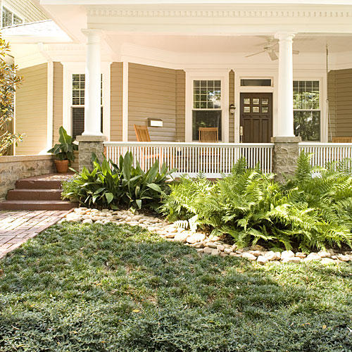Easy, No Mow Lawns - Southern Living on No Lawn Garden Ideas  id=35747