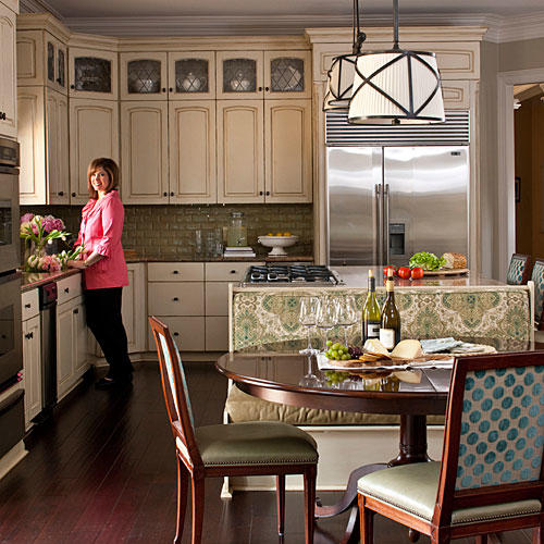 Traditional Kitchen Design Ideas - Southern Living on Traditional Kitchen Decor  id=78141