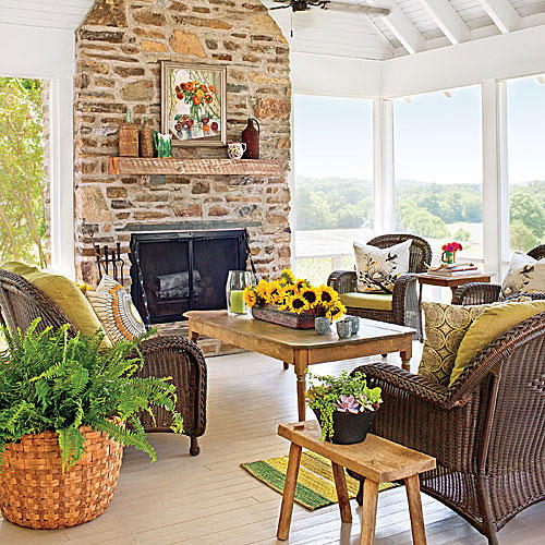 10 Ways To Add Cottage Style - Southern Living on Southern Outdoor Living id=35888
