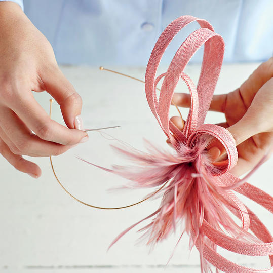 How To Make A Fascinator Southern Living