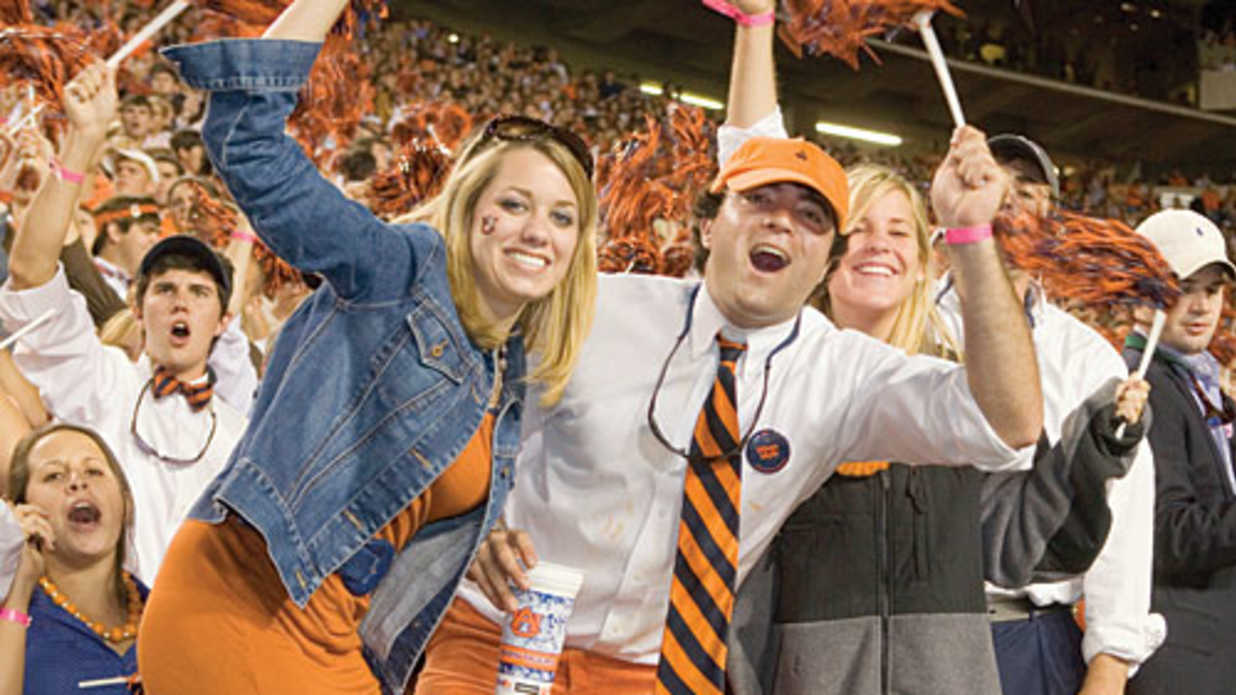 Auburn's Pre- and Post-Game Rituals - Southern Football ...